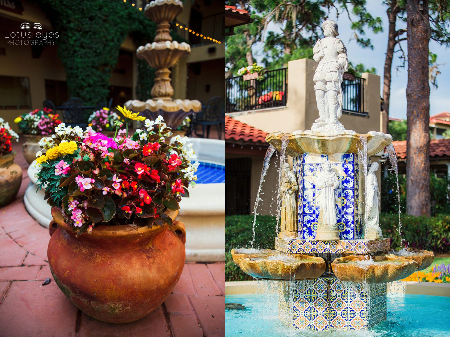 Diva and Kenny's Mission Inn Resort Wedding