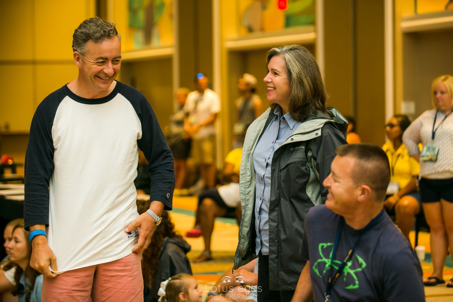 Conference photography at Disney's Swan and Dolphin Resort