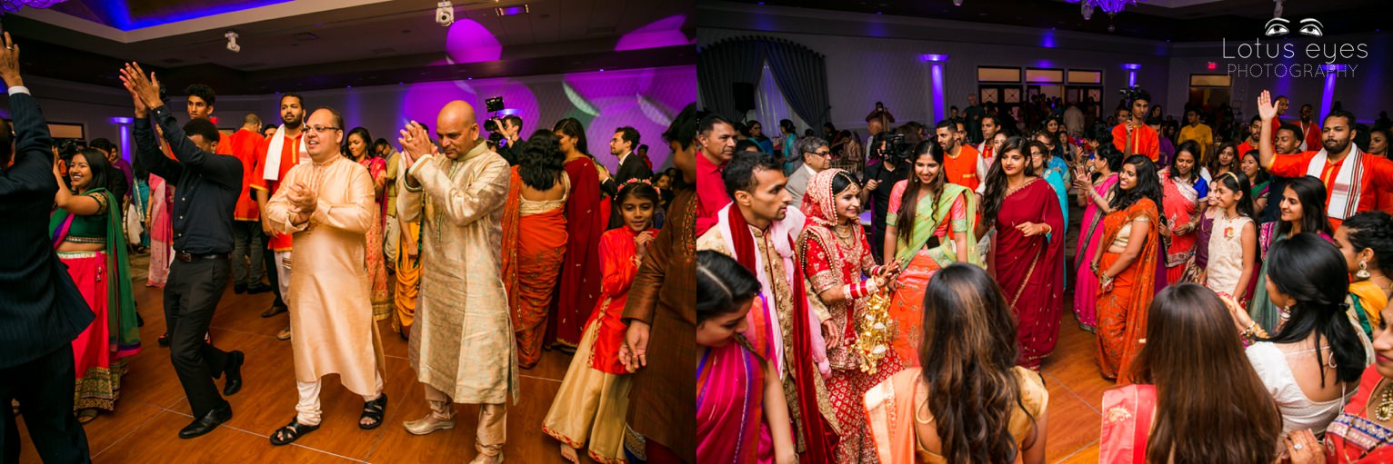 indian wedding at The Marigold Wedding Venue in New Jersey