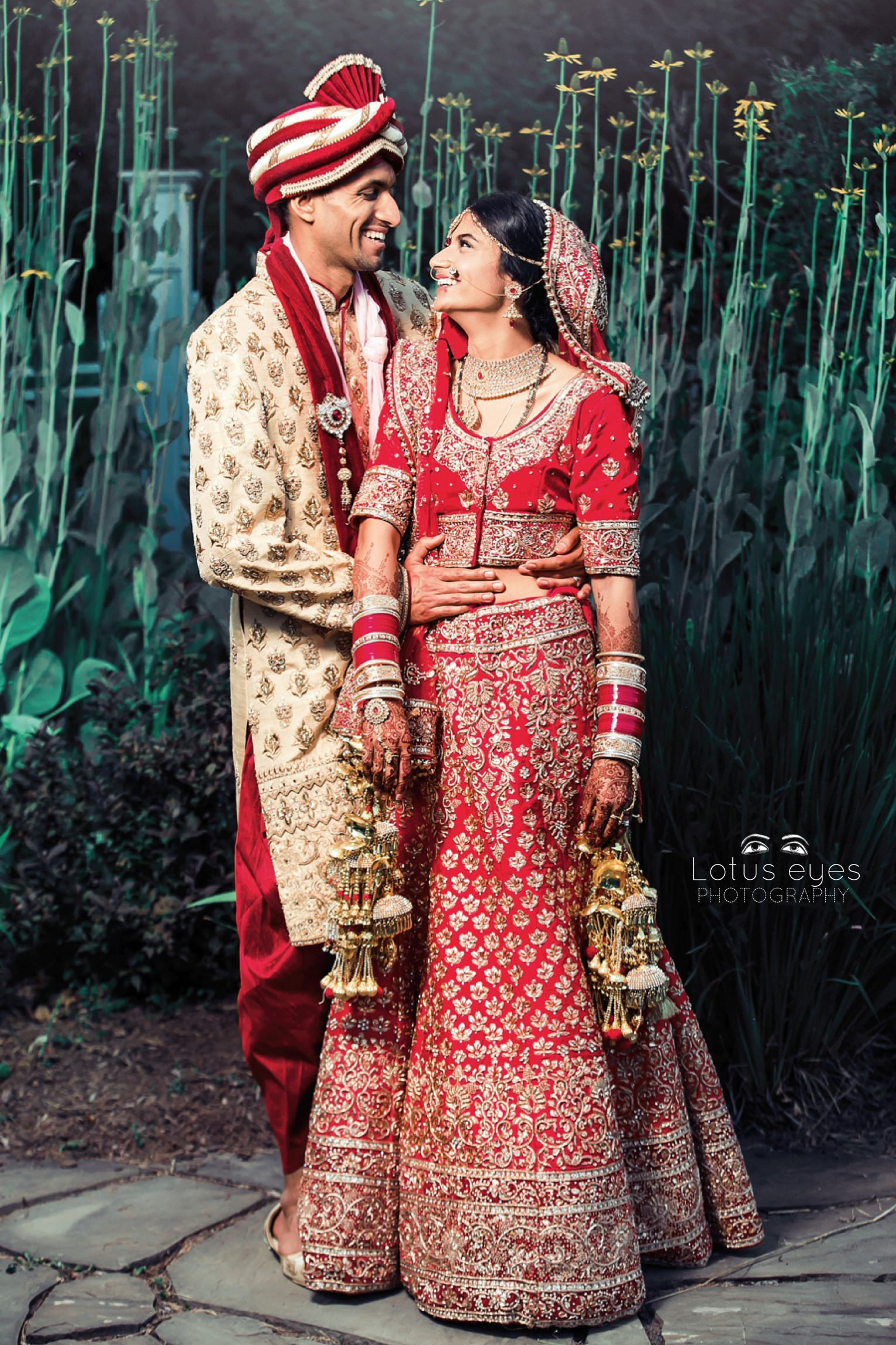 Anuj and ambikas new jersey indian wedding photography
