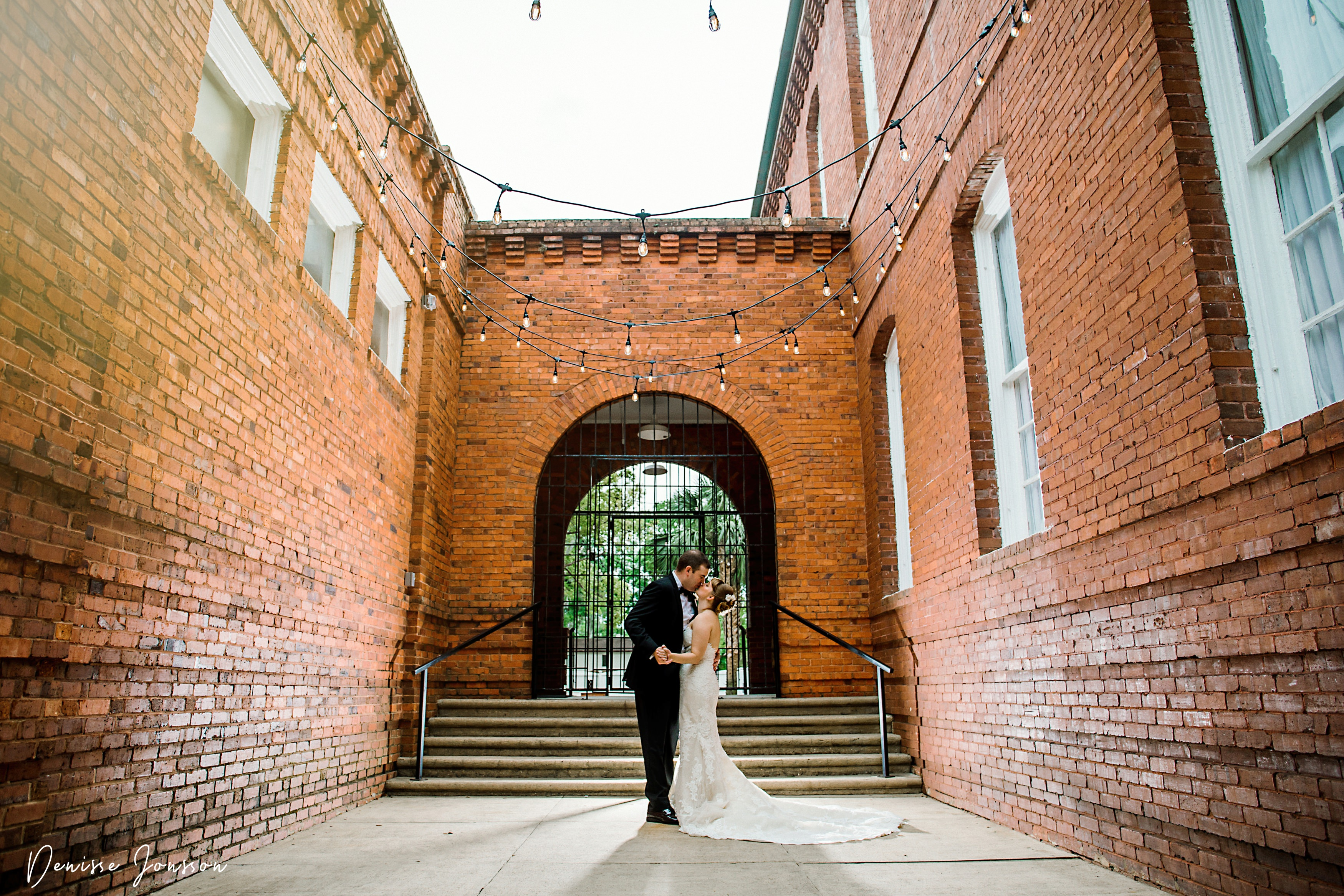 Kayli and William's Classic southern Charm Wedding at Venue 1902 (Preservation hall)