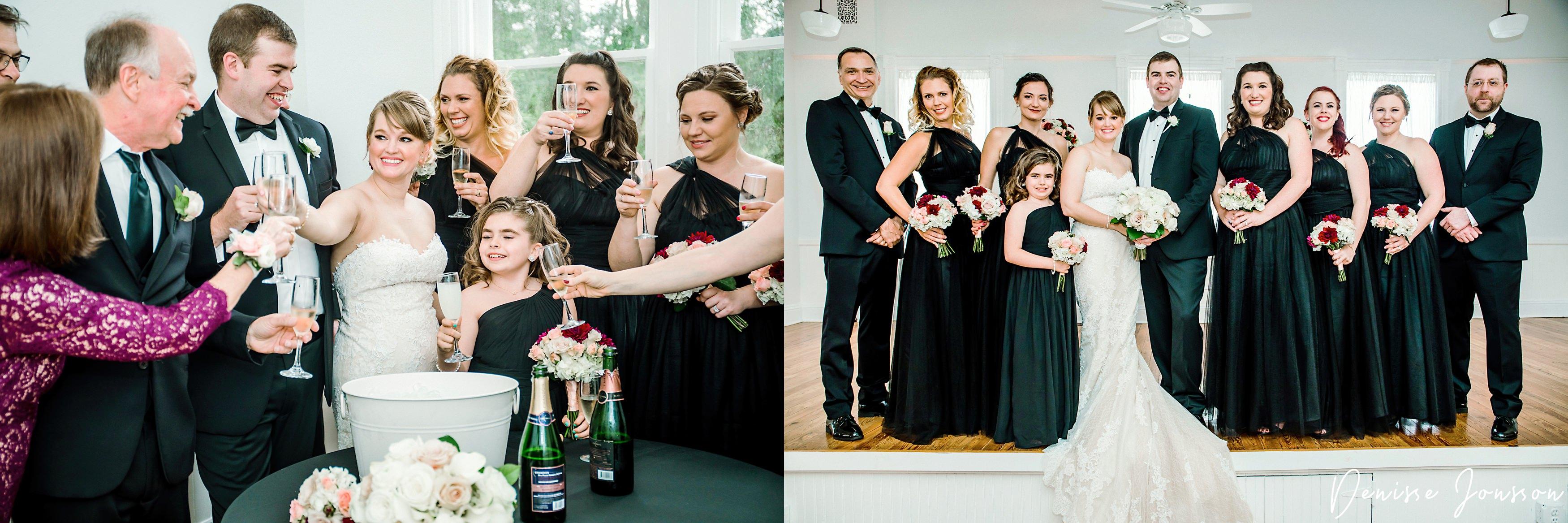 Orlando classic wedding photography