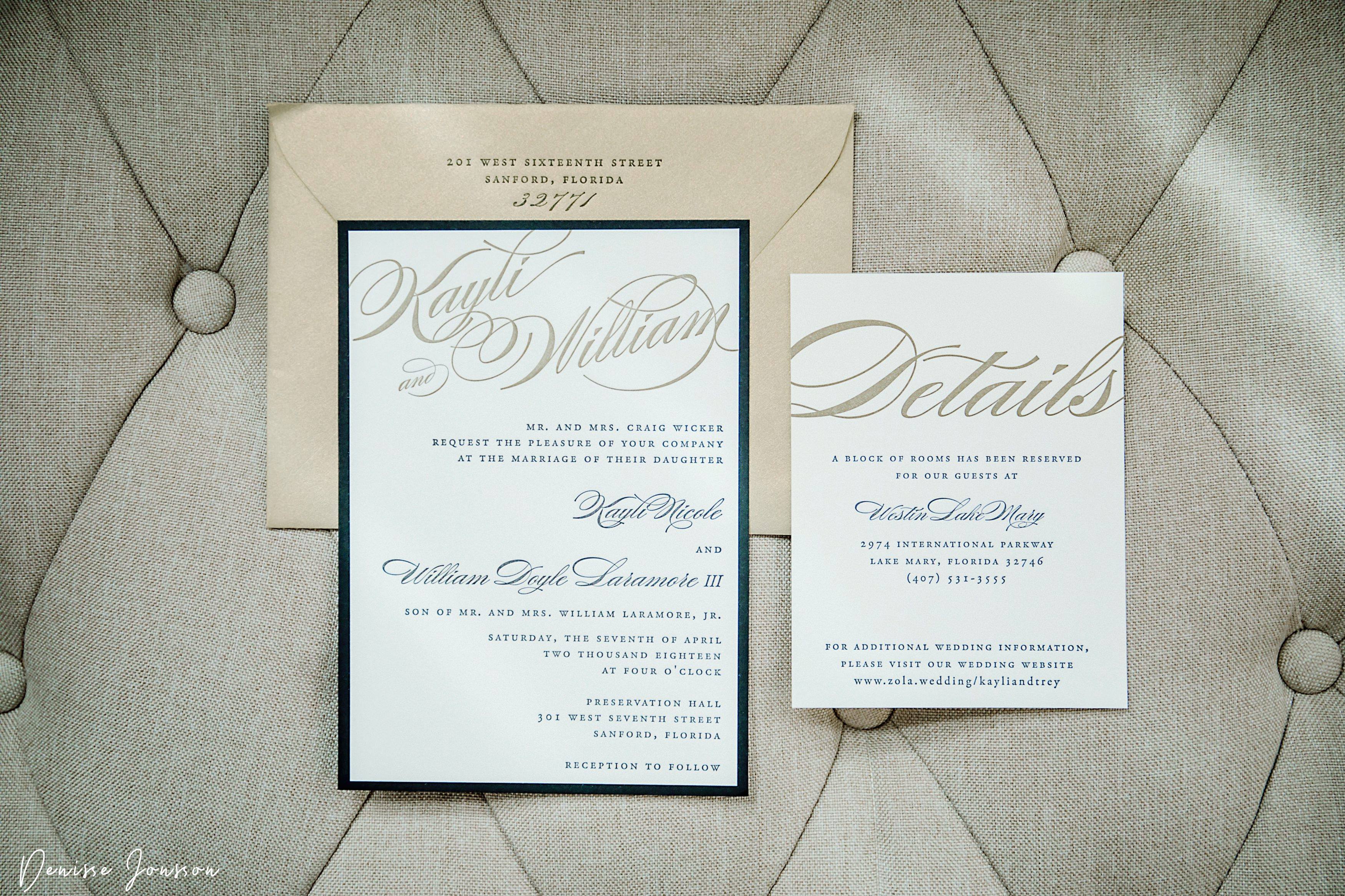 Classic Southern Charm Wedding at Venue 1902 (Preservation hall)