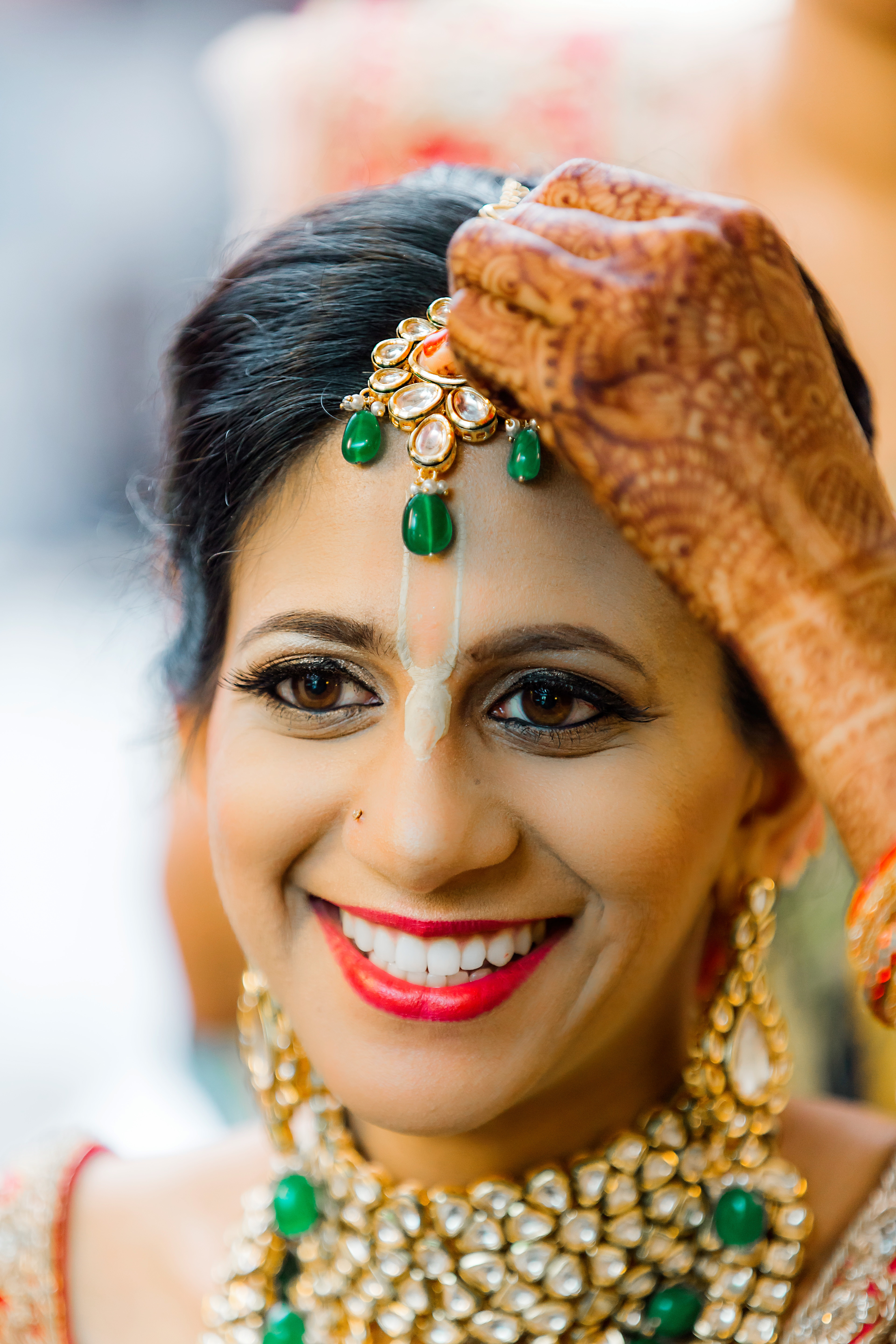 Indian wedding photographer in detroit