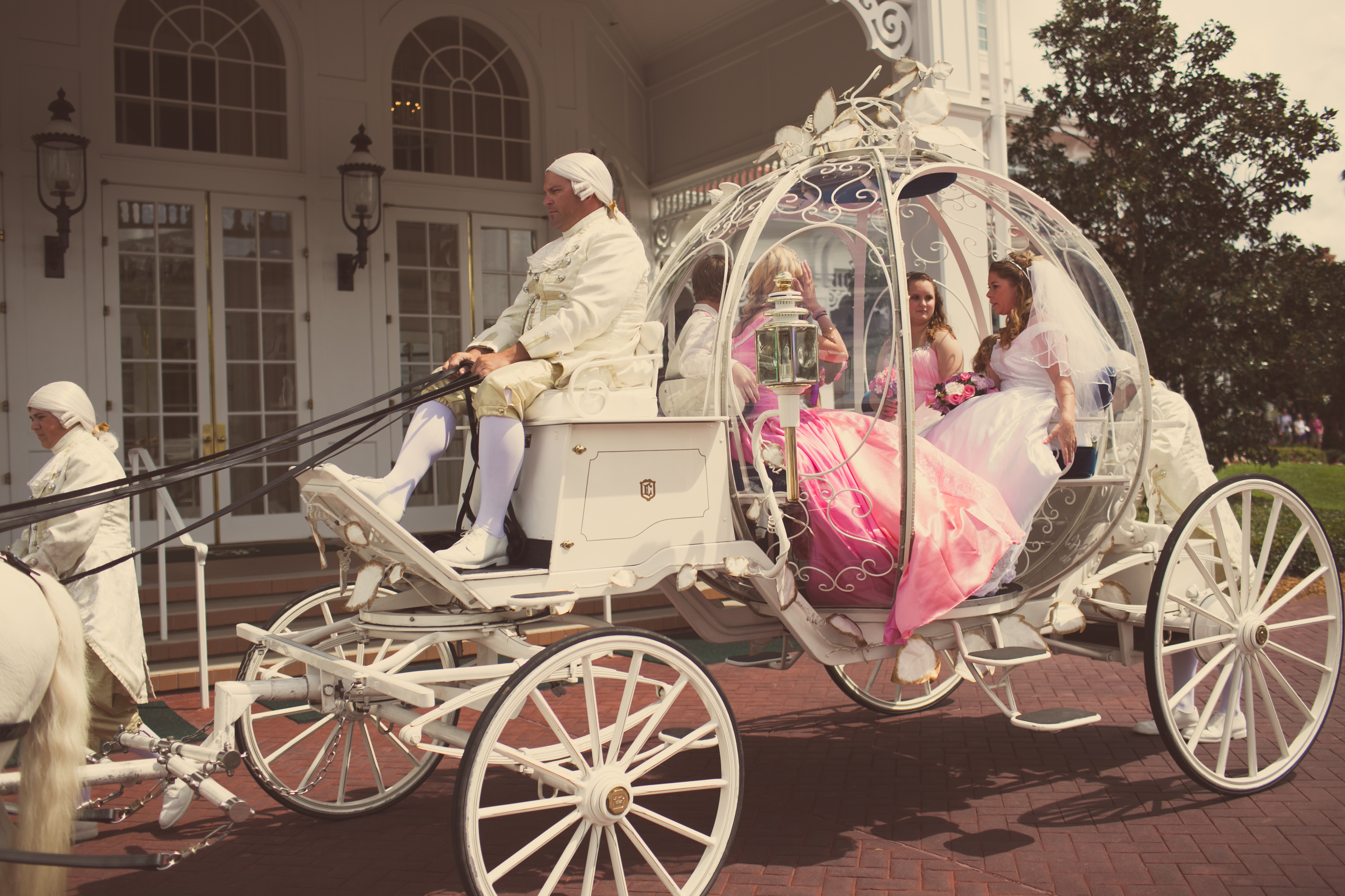 Disney Themed Wedding At The Grand Floridian Resort And Spa