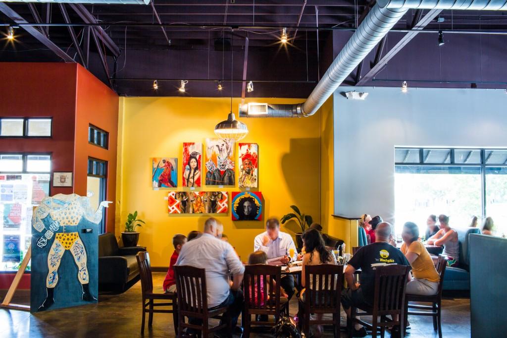 Restaurant photographer in Orlando
