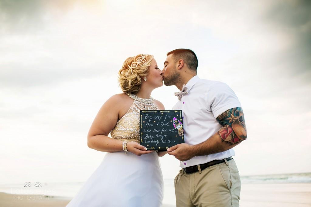Katja And Andrew S Amazing Shores Resort And Spa Wedding