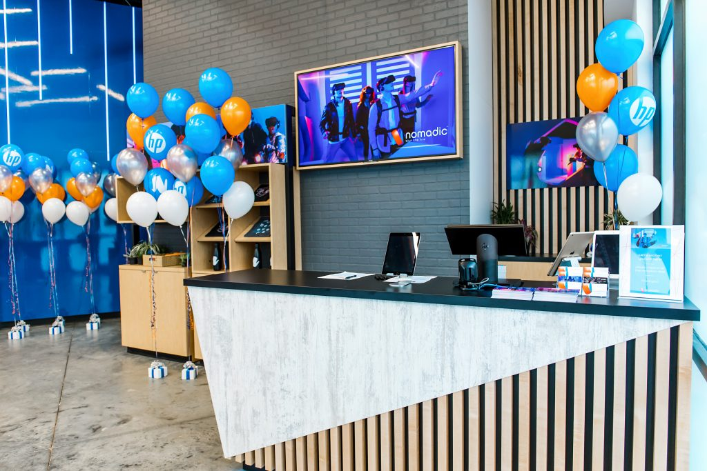 Nomadic's Flagship store Grand Opening