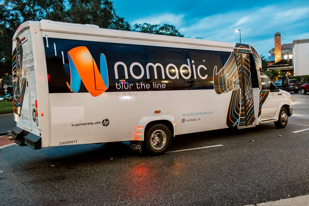 Nomadic's Flagship store Grand Opening